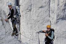 4-Tages-Seminar: Grundlagen Alpinkletterns erlernen