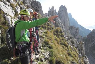 Bergführer Sommersport