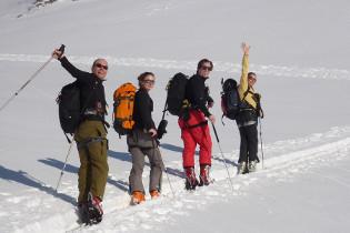 Bergführer Wintersport