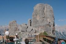 Klettergenuss in den Dolomiten