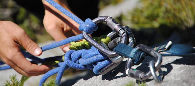 1-Tages-Seminar: Bergrettung beim Klettern und Bergsteigen