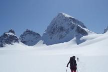 Ski Hochtouren Einsteiger in der Silvretta Gletscherwelt