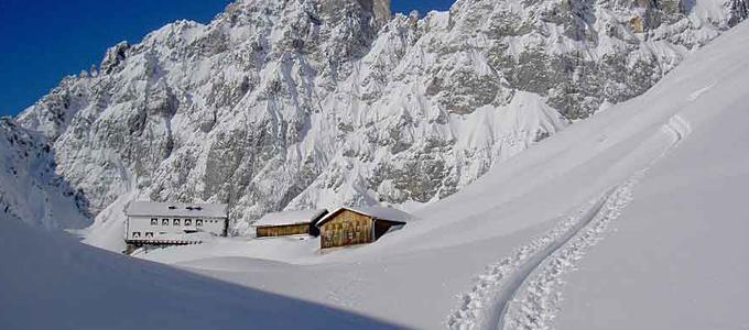 2000+ Skitouren für Profis