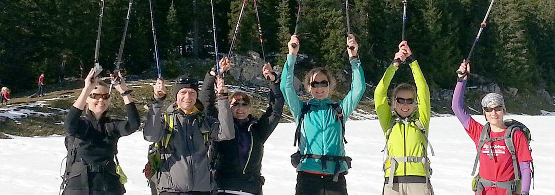 Bergwanderführer – Herbstkurs in der Gramai