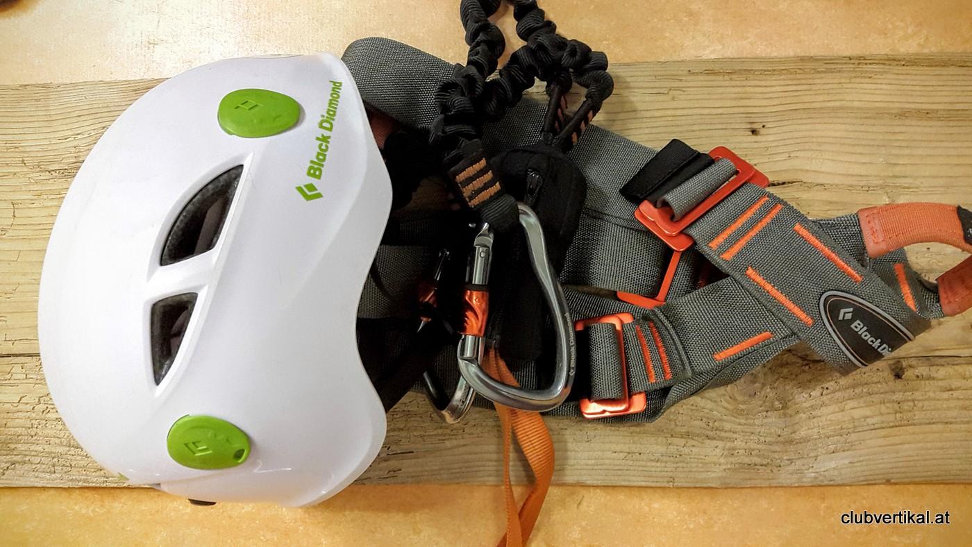 Klettersteigset Verleih Arco : Verleih kletter und klettersteig ausrüstung u2013 clubvertikal bergführer