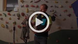 Videoanleitung zur Klettersteigausrüstung
