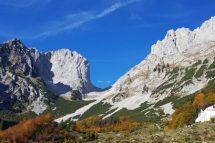 Gipfelerlebnis  im Wilder Kaiser