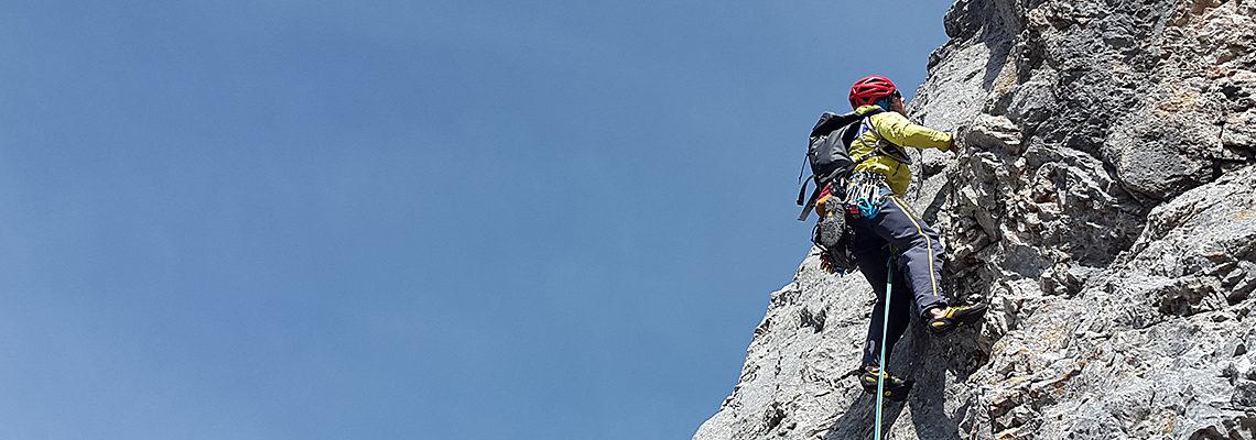 Zweiter Felskurs am Dachstein