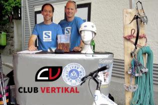 Bergführer Clubvertikal