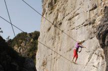 1-Tages-Seminar: Klettersteig lernen