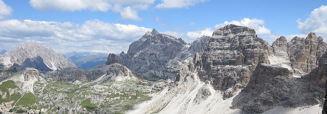 Klassische Klettertouren im Sommer erleben